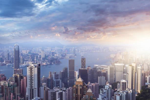 2017建筑公司起名大全——香港建筑群