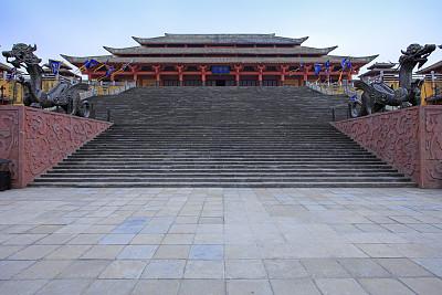 秦始皇皇宫