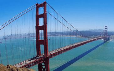 公司起名成语参考——金门大桥
