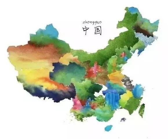 中国34个省市名字的由来,历史课上都没有的知识!——中国