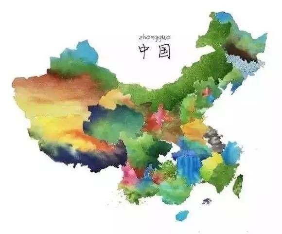 中国34个省市名字的由来,历史课上都没有的知识!