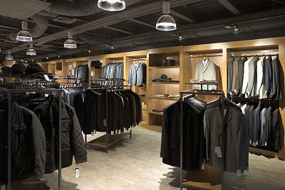 最新版男装店取名起名注意事项——男装店面