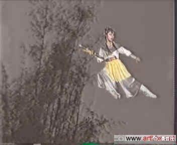 《江湖恩仇录》轻功2