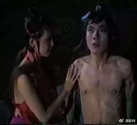 《江湖恩仇录》,  他的男一号与女一号