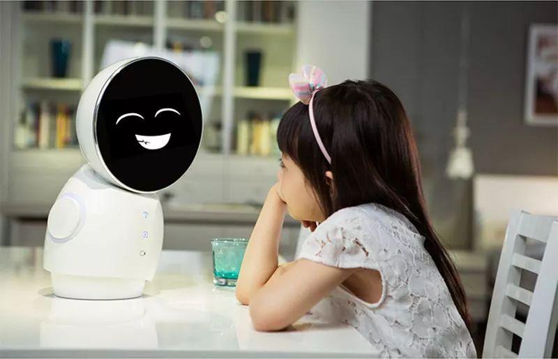 人工智能+儿童 催热早教陪伴机器人