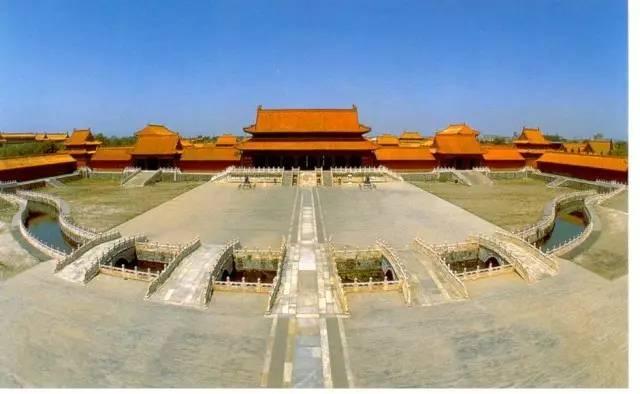 故宫紫禁城
