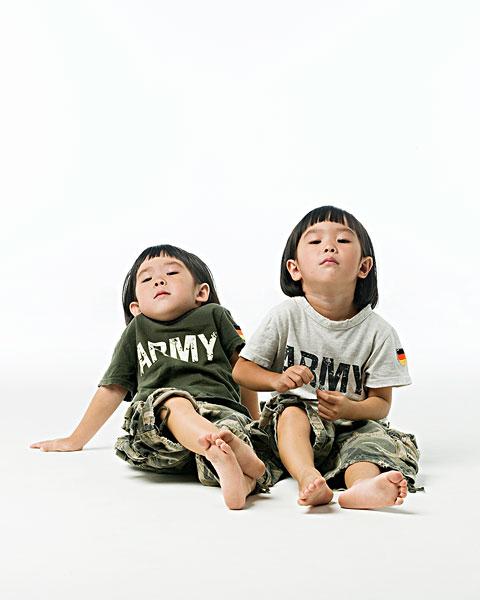 好听带有解释的双胞胎男孩名字