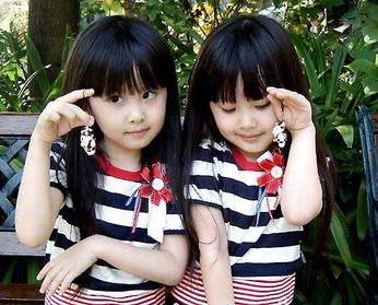 诗意起名双胞胎女孩-张杰谢娜