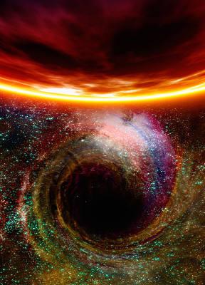 宇宙的能量流动