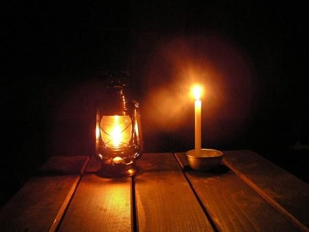 油灯与蜡烛,佛灯火