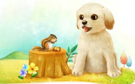狗宝宝动画形象