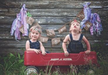 双胞胎女孩,独特好听的双胞胎名字