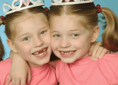 两个可爱的双胞胎女孩起名怎么起名